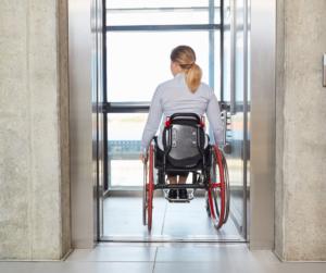 ada accessible elevator